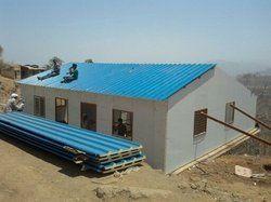 Puff Panel Roof