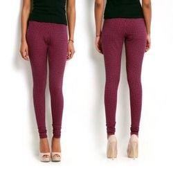 Nylon Plain Legging