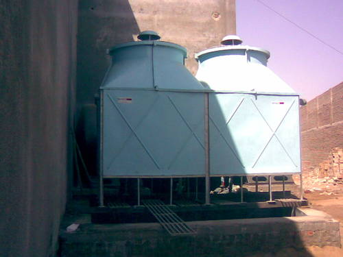 Frp Double Deck Cooling Tower