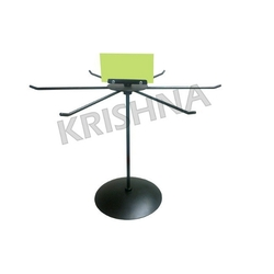 Table Top Revolving Stand