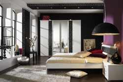 Modern Bedroom - Bedroom With Flat Bed, Bedroom With Minimum Space ...