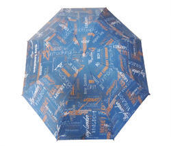 English Man Umbrella