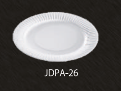 paper plates and bowl