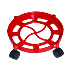 LPG Kitchen Gas Cylinder Trolley