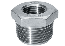 Stainless Steel Socket Weld Coup Bushing 304L