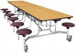 Cafeteria Furniture With Table