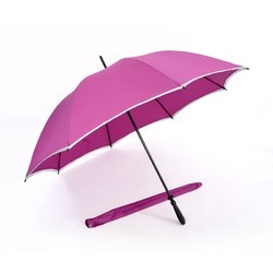 Fiber Manual Open Golf Umbrella