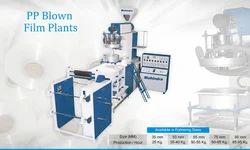 PP Blown Film Plants