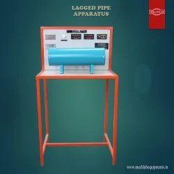 Lagged Pipe Apparatus