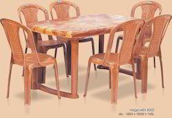 Dining Table Plastic Dining Table Mumbai