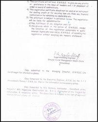 Registration Certificates 2