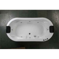 Oval Shape Bathtub