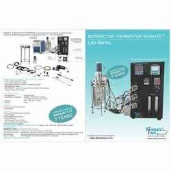 Fermentor Bioreactor - Insitu Sterilization