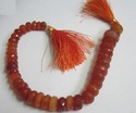Carnelian Faceted B...
