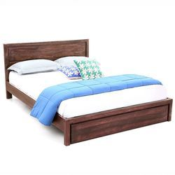 Wooden Double bed SUP DB 012