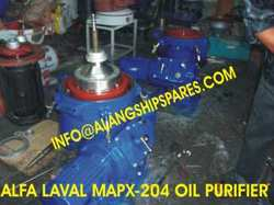 Marine Oil Purifier Alfa Laval