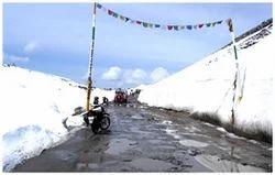 Leh & Ladakh Package Tour on Royal Enfield Bullet Bikes