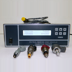 petrol vehicle marine injector tester