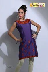 Indo Western Style Kurti