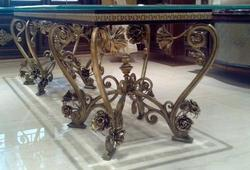 Brass Table