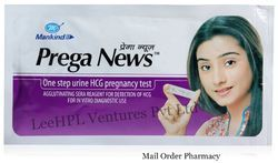prega news pregnancy test kits