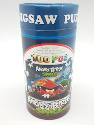 Angry Bird Space Jig Saw Puzzle