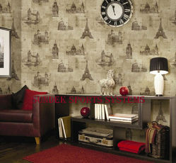 decorative room wallpapers