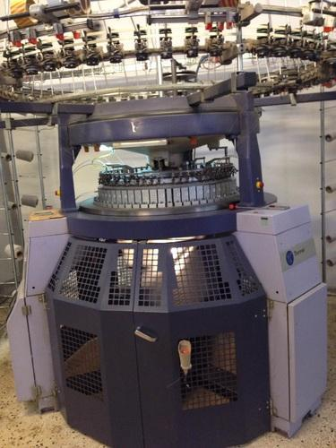Terrot Single Jersey Knitting Machines