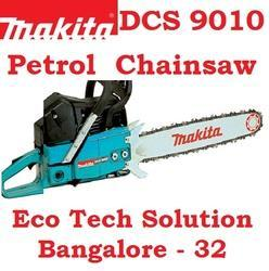 MAKITA DCS9010 Petrol Chainsaw / Gasoline Wood Cutter