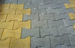 Paver Block (I Shape)