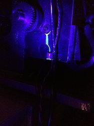 UV Oil Detection