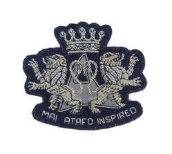 Mai Blazer Badge