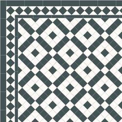 Glass Mosaic Tiles in Repeated Patterns - Glass Mosaic Tiles ...