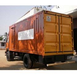 Dry Cargo Container