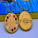 MST Gold Pendant