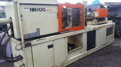 100 Ton Niigata PLC Used Injection Moulding Machine