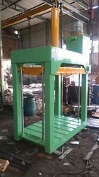 PP Bags Baling Press Machine