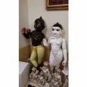 Isckon Radha Krishna Statues
