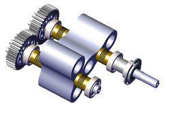 impeller rotor