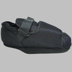 heel wedge healing shoe