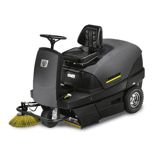 Vacuum Sweepers Ride-On