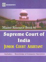 Master Resource Book To Supreme Court Of India