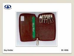 Leather Key Holder Wallets