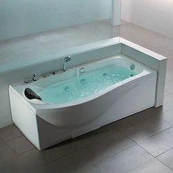 Acrylic Jacuzzi Bath Tub. Click To Zoom