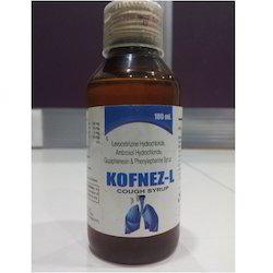Ambroxal Levocetrizine Guaiphensin Phenlephrine