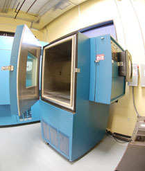 Testing Chamber
