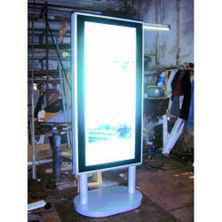 scroller display