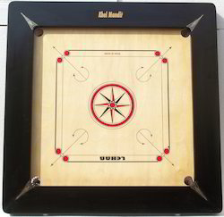Bull Dog Carrom Board