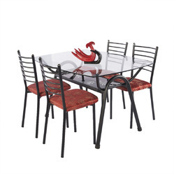 Wrought Iron Dinning Set (DT-19)