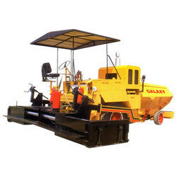 Hydraulic Road Paver Rental Services